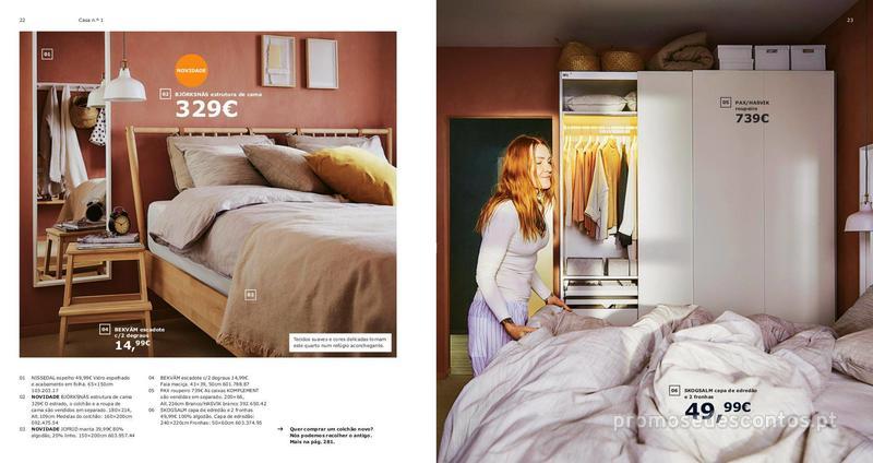 Folheto IKEA Catálogo 2018/19 - 24 de Agosto a 31 de Julho - página 12