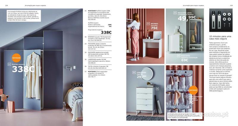 Folheto IKEA Catálogo 2018/19 - 24 de Agosto a 31 de Julho - página 120