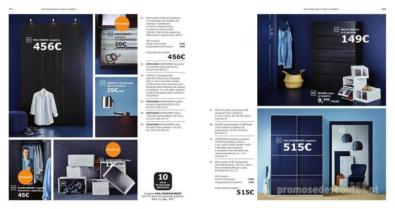 Folheto IKEA Catálogo 2018/19 - 24 de Agosto a 31 de Julho - página 122