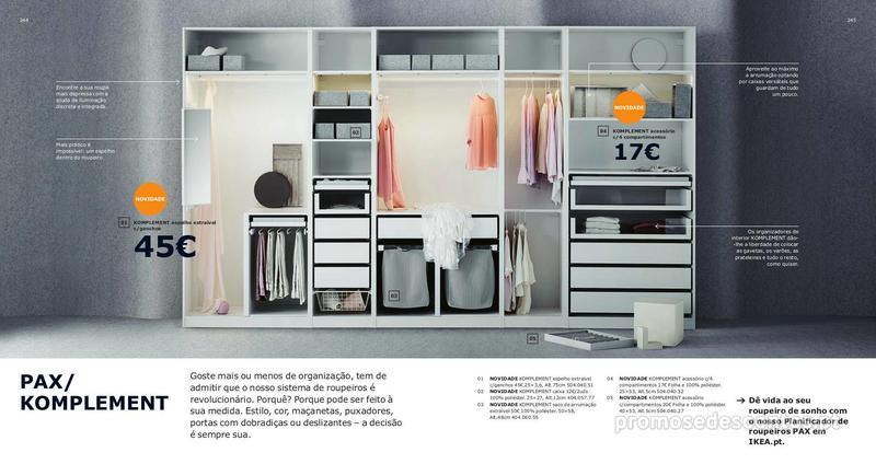 Folheto IKEA Catálogo 2018/19 - 24 de Agosto a 31 de Julho - página 123