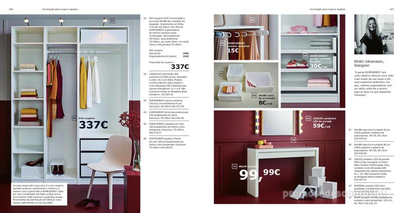Folheto IKEA Catálogo 2018/19 - 24 de Agosto a 31 de Julho - página 124