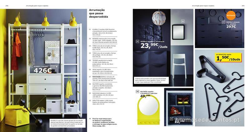 Folheto IKEA Catálogo 2018/19 - 24 de Agosto a 31 de Julho - página 125