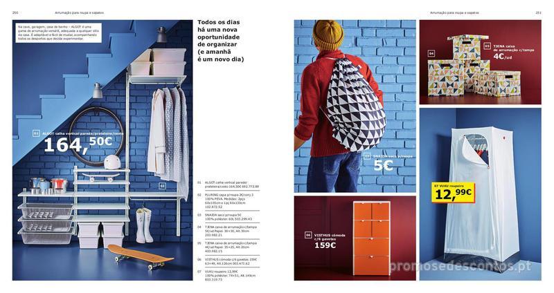 Folheto IKEA Catálogo 2018/19 - 24 de Agosto a 31 de Julho - página 126