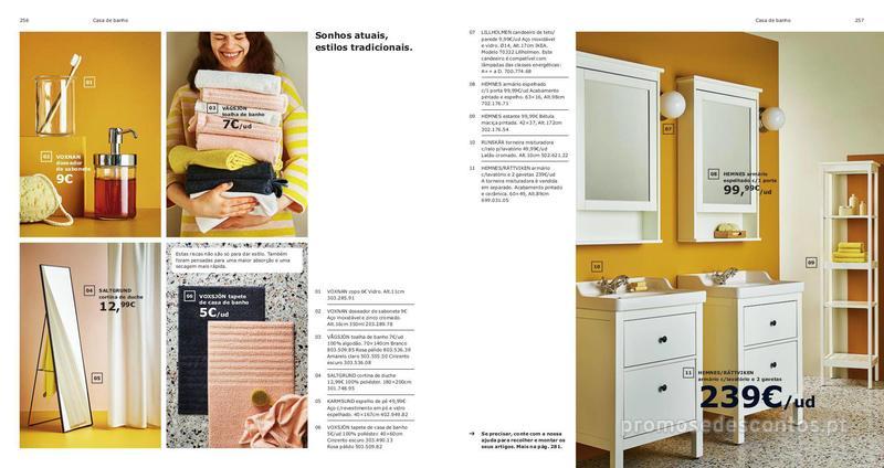 Folheto IKEA Catálogo 2018/19 - 24 de Agosto a 31 de Julho - página 129