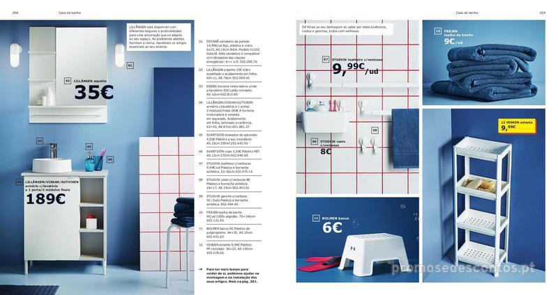 Folheto IKEA Catálogo 2018/19 - 24 de Agosto a 31 de Julho - página 130