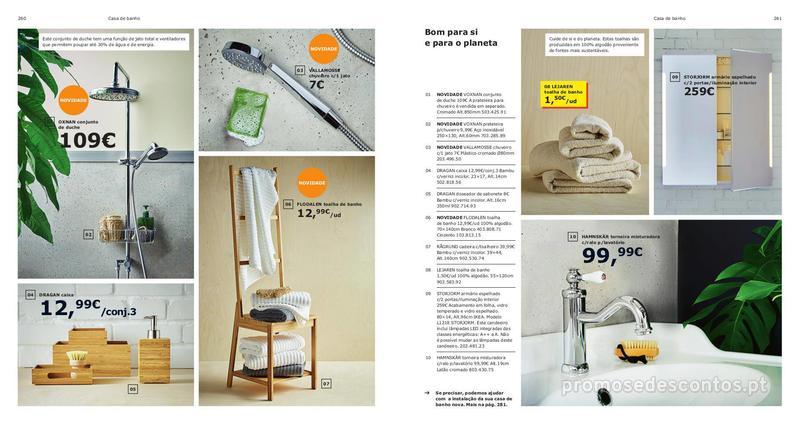 Folheto IKEA Catálogo 2018/19 - 24 de Agosto a 31 de Julho - página 131