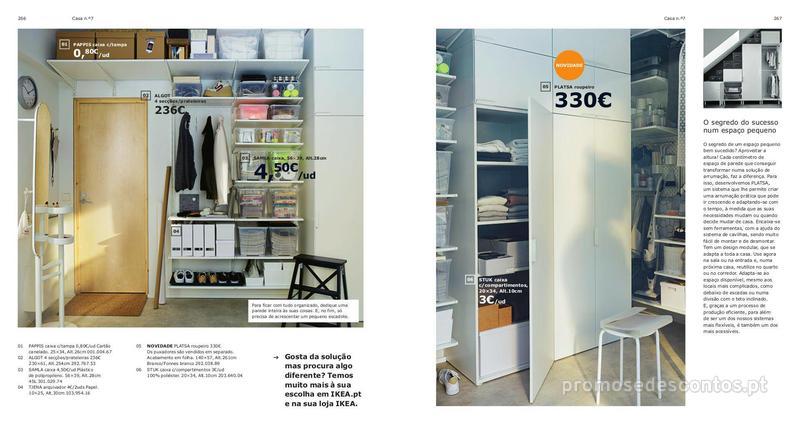 Folheto IKEA Catálogo 2018/19 - 24 de Agosto a 31 de Julho - página 134