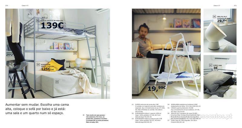 Folheto IKEA Catálogo 2018/19 - 24 de Agosto a 31 de Julho - página 136