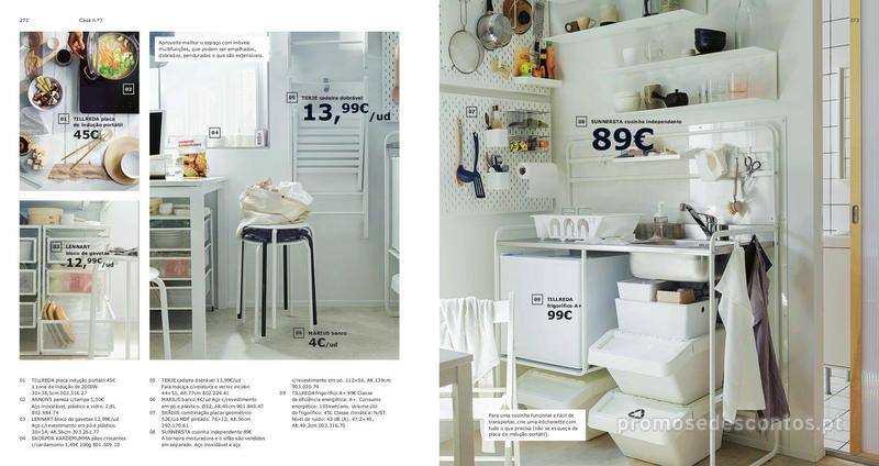 Folheto IKEA Catálogo 2018/19 - 24 de Agosto a 31 de Julho - página 137