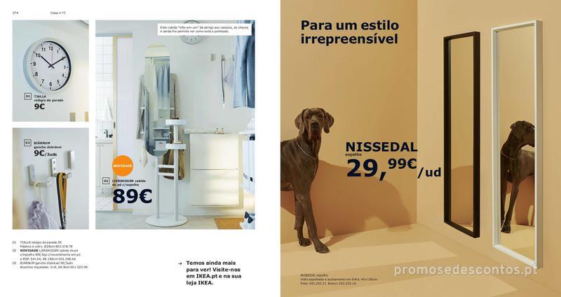 Folheto IKEA Catálogo 2018/19 - 24 de Agosto a 31 de Julho - página 138