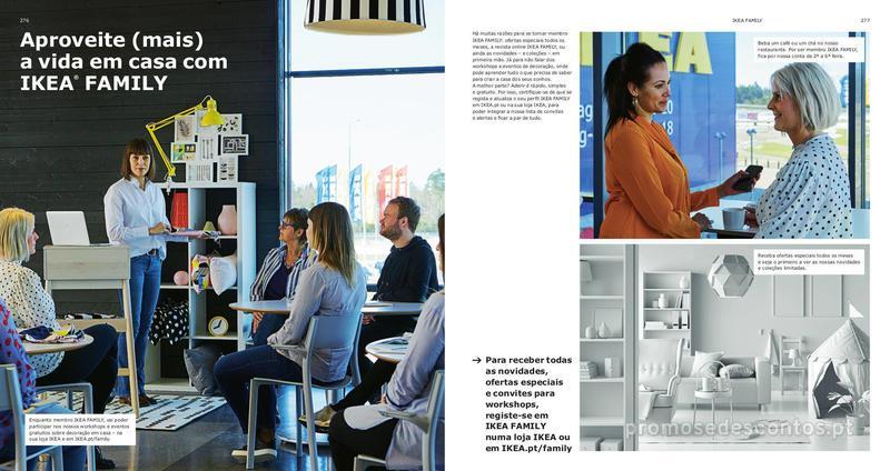 Folheto IKEA Catálogo 2018/19 - 24 de Agosto a 31 de Julho - página 139