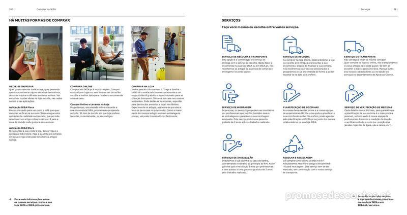 Folheto IKEA Catálogo 2018/19 - 24 de Agosto a 31 de Julho - página 141