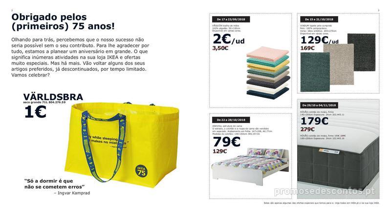 Folheto IKEA Catálogo 2018/19 - 24 de Agosto a 31 de Julho - página 146