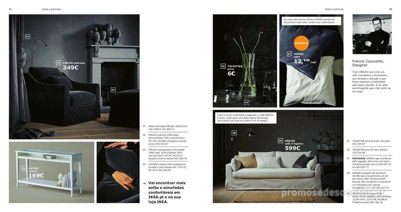 Folheto IKEA Catálogo 2018/19 - 24 de Agosto a 31 de Julho - página 15