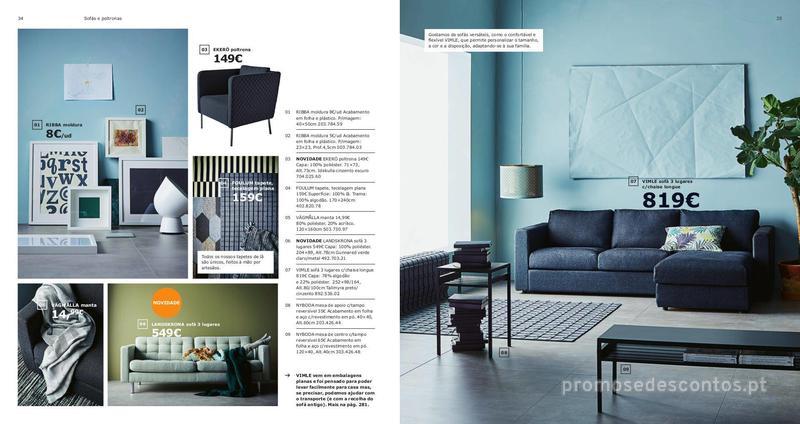Folheto IKEA Catálogo 2018/19 - 24 de Agosto a 31 de Julho - página 18
