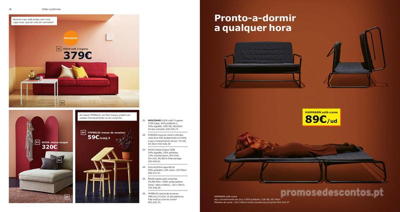 Folheto IKEA Catálogo 2018/19 - 24 de Agosto a 31 de Julho - página 19