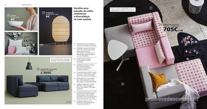 Folheto IKEA Catálogo 2018/19 - 24 de Agosto a 31 de Julho - página 21