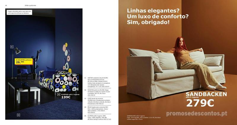 Folheto IKEA Catálogo 2018/19 - 24 de Agosto a 31 de Julho - página 23
