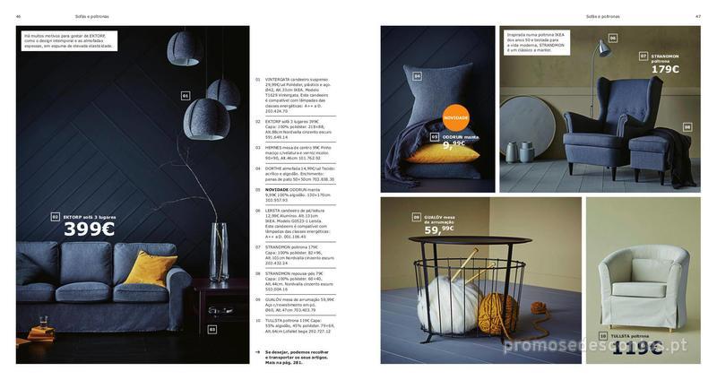 Folheto IKEA Catálogo 2018/19 - 24 de Agosto a 31 de Julho - página 24