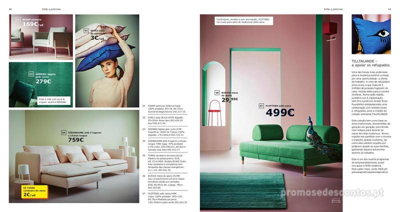 Folheto IKEA Catálogo 2018/19 - 24 de Agosto a 31 de Julho - página 25