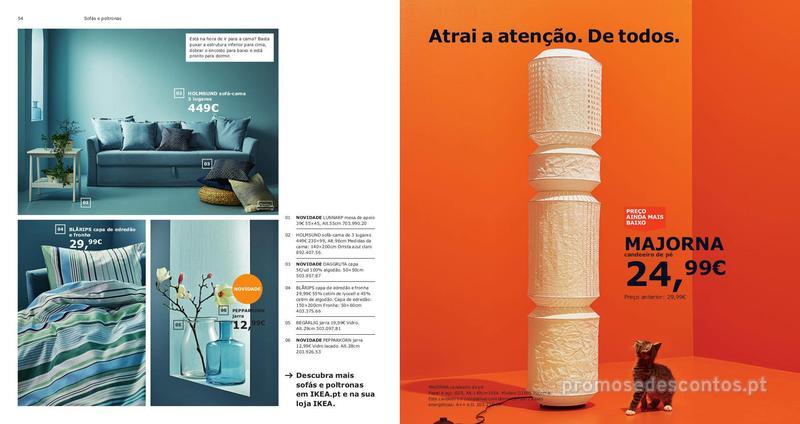 Folheto IKEA Catálogo 2018/19 - 24 de Agosto a 31 de Julho - página 28