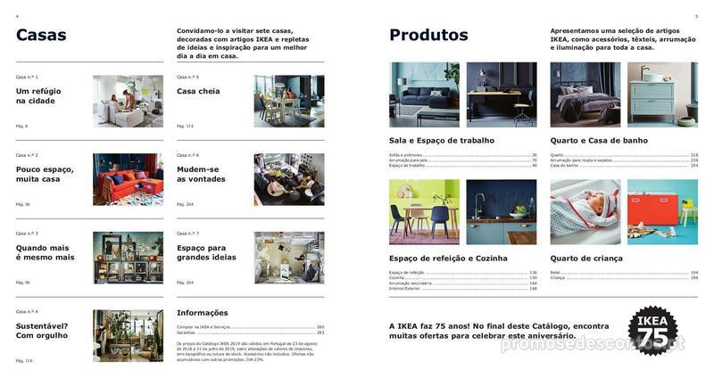 Folheto IKEA Catálogo 2018/19 - 24 de Agosto a 31 de Julho - página 3