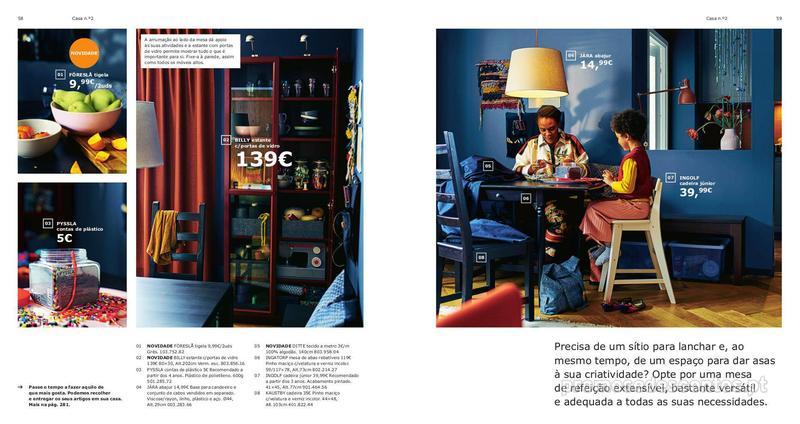 Folheto IKEA Catálogo 2018/19 - 24 de Agosto a 31 de Julho - página 30