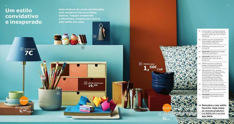 Folheto IKEA Catálogo 2018/19 - 24 de Agosto a 31 de Julho - página 31