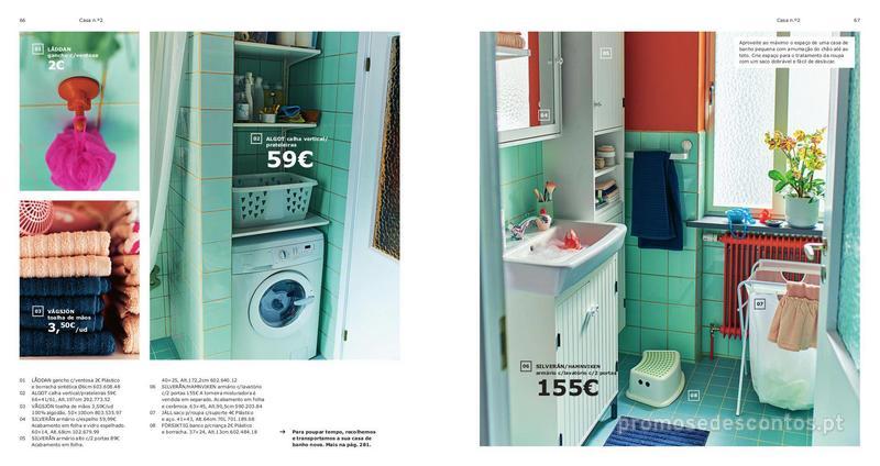 Folheto IKEA Catálogo 2018/19 - 24 de Agosto a 31 de Julho - página 34