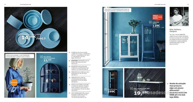 Folheto IKEA Catálogo 2018/19 - 24 de Agosto a 31 de Julho - página 38