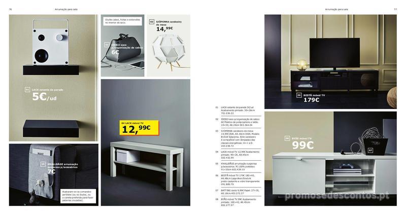 Folheto IKEA Catálogo 2018/19 - 24 de Agosto a 31 de Julho - página 39