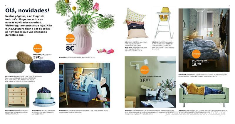 Folheto IKEA Catálogo 2018/19 - 24 de Agosto a 31 de Julho - página 4