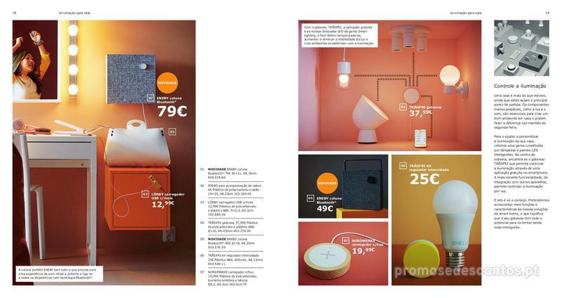 Folheto IKEA Catálogo 2018/19 - 24 de Agosto a 31 de Julho - página 40
