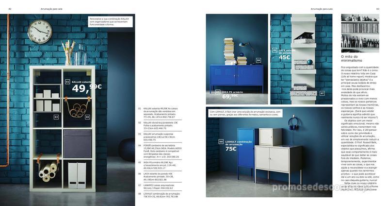 Folheto IKEA Catálogo 2018/19 - 24 de Agosto a 31 de Julho - página 42