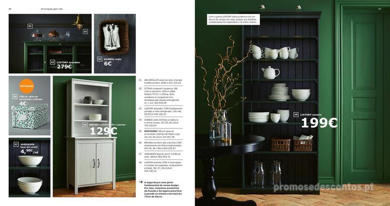 Folheto IKEA Catálogo 2018/19 - 24 de Agosto a 31 de Julho - página 43