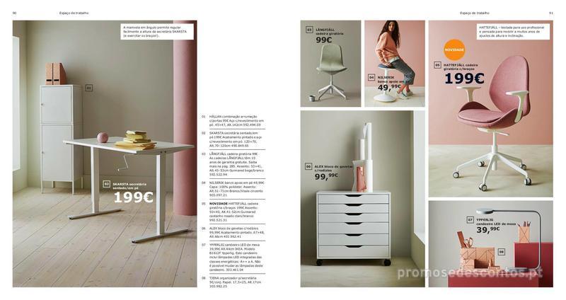 Folheto IKEA Catálogo 2018/19 - 24 de Agosto a 31 de Julho - página 46