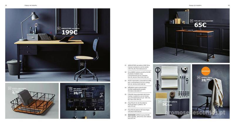 Folheto IKEA Catálogo 2018/19 - 24 de Agosto a 31 de Julho - página 47