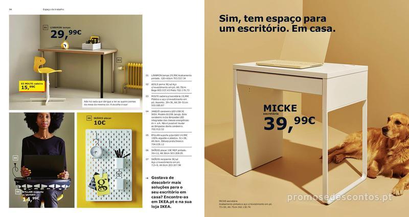 Folheto IKEA Catálogo 2018/19 - 24 de Agosto a 31 de Julho - página 48