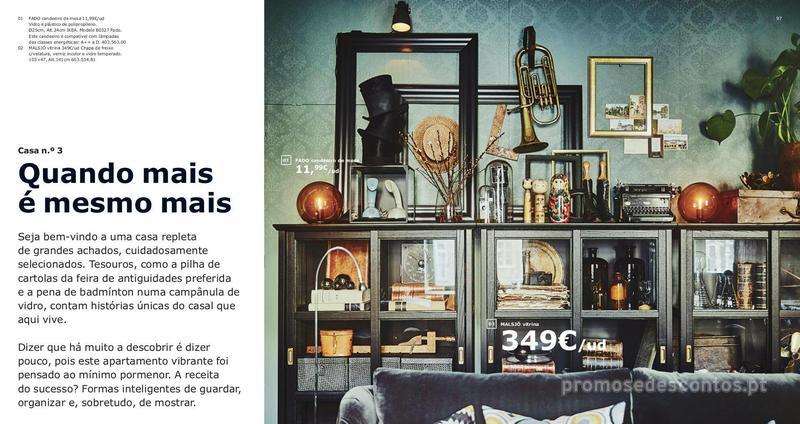 Folheto IKEA Catálogo 2018/19 - 24 de Agosto a 31 de Julho - página 49