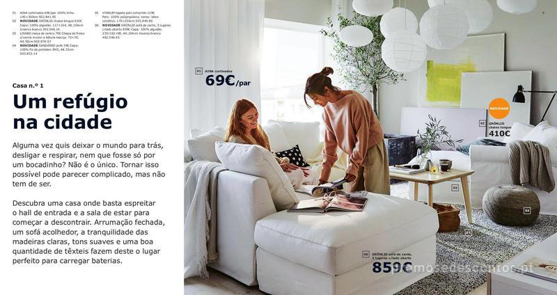 Folheto IKEA Catálogo 2018/19 - 24 de Agosto a 31 de Julho - página 5