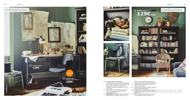 Folheto IKEA Catálogo 2018/19 - 24 de Agosto a 31 de Julho - página 51