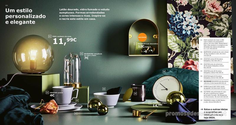 Folheto IKEA Catálogo 2018/19 - 24 de Agosto a 31 de Julho - página 52