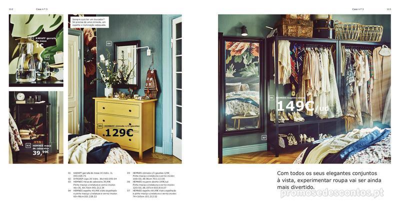 Folheto IKEA Catálogo 2018/19 - 24 de Agosto a 31 de Julho - página 57