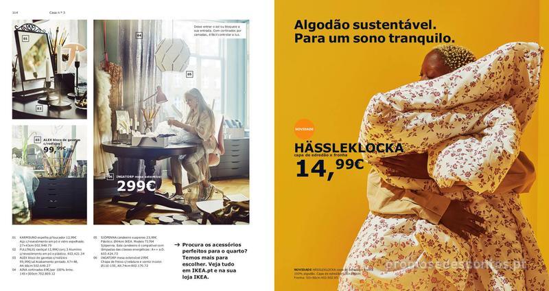 Folheto IKEA Catálogo 2018/19 - 24 de Agosto a 31 de Julho - página 58