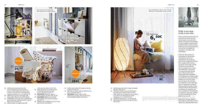 Folheto IKEA Catálogo 2018/19 - 24 de Agosto a 31 de Julho - página 6