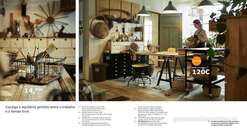 Folheto IKEA Catálogo 2018/19 - 24 de Agosto a 31 de Julho - página 60