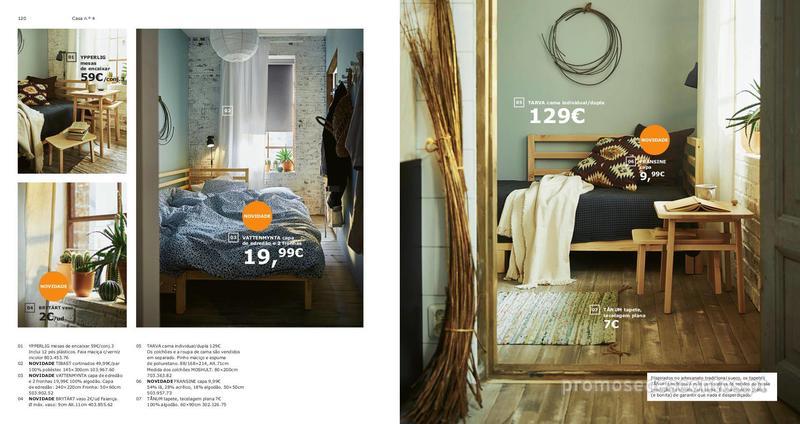 Folheto IKEA Catálogo 2018/19 - 24 de Agosto a 31 de Julho - página 61