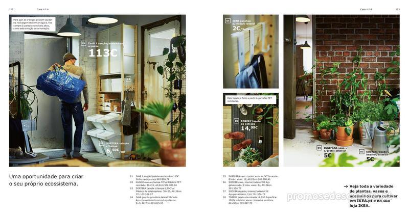Folheto IKEA Catálogo 2018/19 - 24 de Agosto a 31 de Julho - página 62