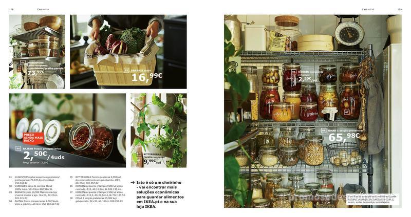 Folheto IKEA Catálogo 2018/19 - 24 de Agosto a 31 de Julho - página 65