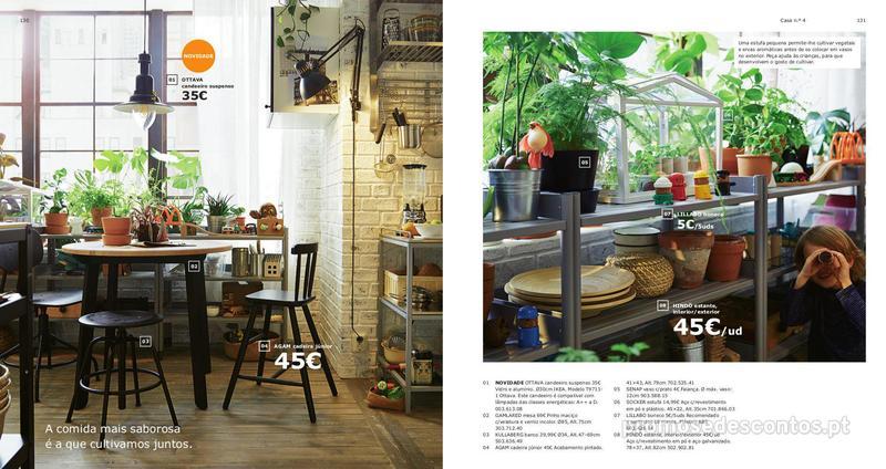 Folheto IKEA Catálogo 2018/19 - 24 de Agosto a 31 de Julho - página 66